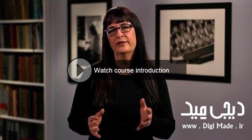 آموزش نویسندگی به صورت ویدئویی با لینک مستقیم از وبسایت آموزشی لیندا